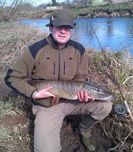 PIKE ON THE 'PIN